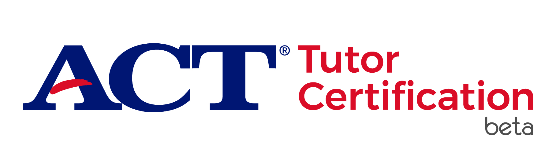 Act Tutor Certification Program Act Club South Asia