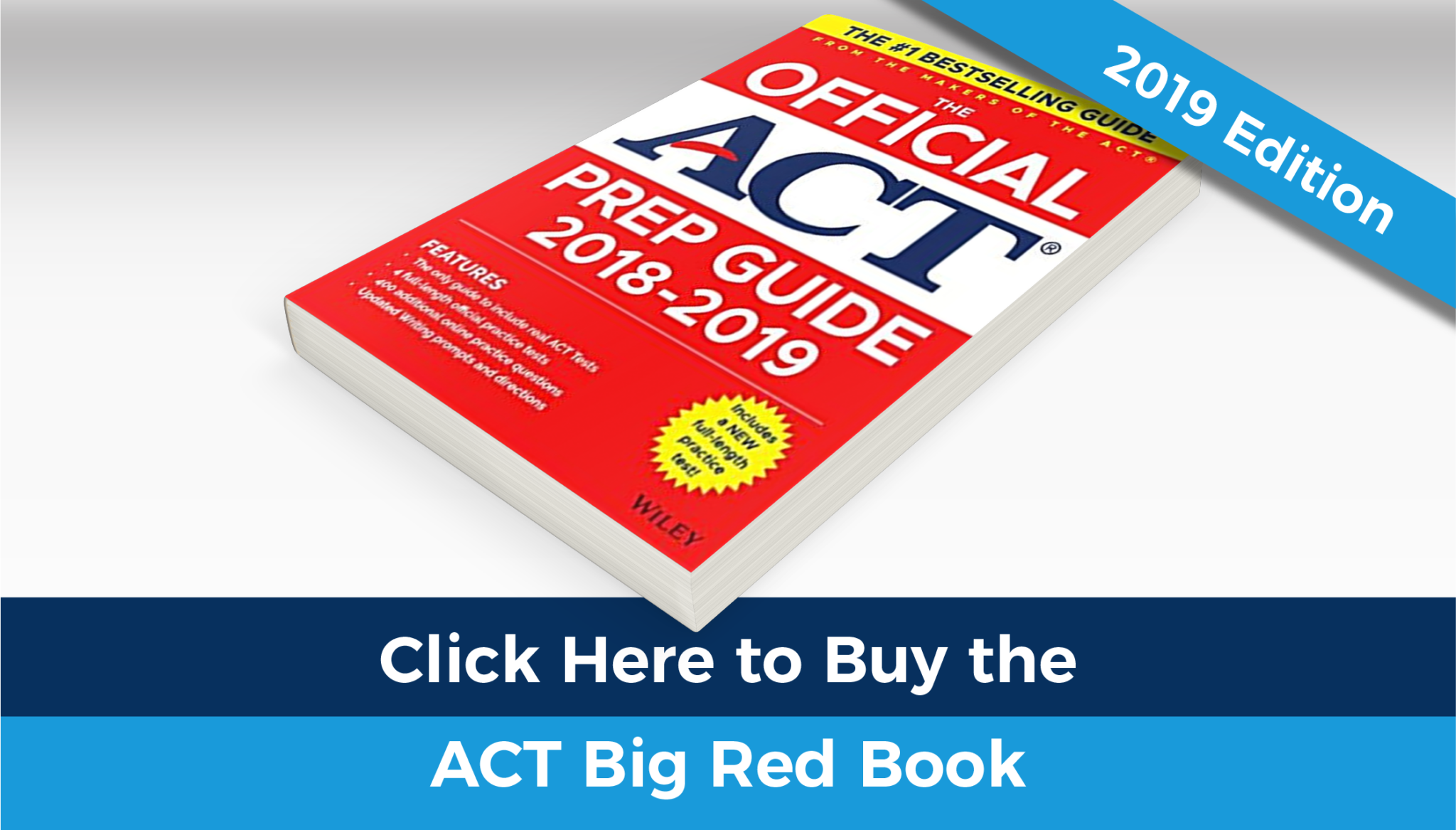 2019 ACT Big Red Book